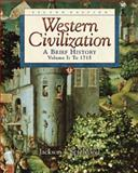Western Civilization Vol. 1 : A Brief History to 1715, Spielvogel, Jackson J., 0534587089