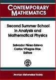 Second Summer School in Analysis and Mathematical Physics, m Summer School in Analysis and Mathematical Physics 2000 Cuernavaca, Salvador Perez-Esteva, Carlos Villegas-Blas, 0821827081