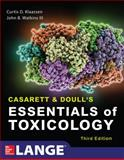 Cassrett and Doull's Essentials of Toxicology 3rd Edition