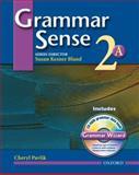 Grammar Sense 2, Cheryl Pavlik, 0194397084