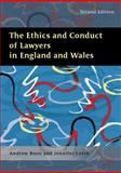 The Ethics and Conduct of Lawyers in the United Kingdom, Boon, Andrew and Levin, Jennifer, 1841137081