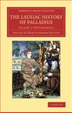 The Lausiac History of Palladius, Palladius, 1108077080