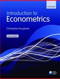 Introduction to Econometrics, Dougherty, Christopher, 0199567085