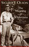 The Meaning of Wilderness 9780816637089