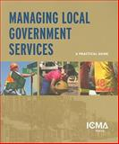 Managing Local Government Services, Stenberg, Carl W., 0873267095