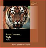 Assertiveness Style Profile Facilitator Guide, Warner, Jon, 0874257093