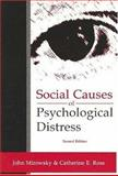 Social Causes of Psychological Distress, Mirowsky, John and Ross, Catherine E., 0202307093