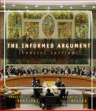 The Informed Argument, Yagelski, Robert P. and Miller, Robert Keith, 0838457096