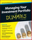 Managing Your Investment Portfolio Fd, Stevenson, 1118457099