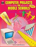 Computer Projects for Middle Schools, Steve Butz, 1576907090