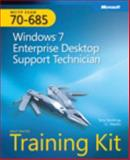 Windows 7 Enterprise Desktop Support Technician Kit : MCITP Exam 70-685, Northrup, Tony and Mackin, J. C., 0735627096