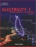 Electricity No. 1 : Devices, Circuits, and Materials, Kubala, Thomas S., 1401897096