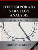 Contemporary Strategy Analysis and Cases, Robert M. Grant, 0470747099