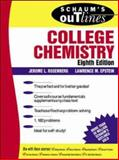 Schaum's Outline of College Chemistry, Rosenberg, Jerome L. and Epstein, Lawrence M., 0070537097