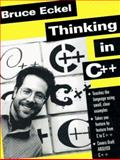 Thinking in C++, Eckel, Bruce, 0139177094