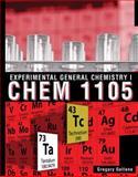 Experimental General Chemistry I : Chem 1105, Gellene, Gregory, 0757557090