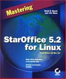 Mastering StarOffice 5.1 for Linux, David D. Busch, 0782127096