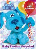 Baby Brother Surprise!, Golden Books, 0375837094