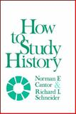 How to Study History 1st Edition