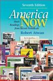 America Now : Short Readings from Recent Periodicals, Atwan, Robert, 031245709X