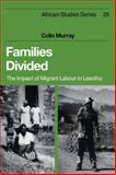 Families Divided 9780521107099
