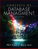 Concepts of Database Management, Philip J. Pratt and Joseph J. Adamski, 1285427106