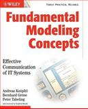 Fundamental Modeling Concepts, Andreas Knopfel and Bernhard Grone, 047002710X