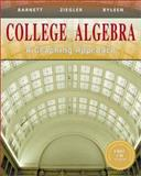 College Algebra : A Graphing Approach, Barnett, Raymond A. and Ziegler, Michael R., 0070057109