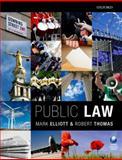 Public Law, Elliott, Mark and Thomas, Robert, 0199237107