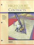 High Court Case Summaries on Contracts, Keyed to Farnsworth, Barfield, 0314207104
