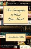 Ten Strategies to Start Your Novel 9781932727104