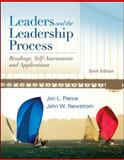 Leaders and the Leadership Process, Pierce, Jon and Newstrom, John W., 0078137101