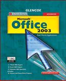 Microsoft Office 2003 : Real World Applications, Glencoe McGraw-Hill, 0078687101