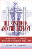 The Apathetic and the Defiant, , 1550027107