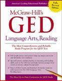 McGraw-Hill's GED Language Arts, Reading 9780071407106