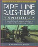 Pipeline Rules of Thumb, Muhlbauer, W. Kent, 0884157105