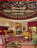 Managing Front Office Operations 8th Edition