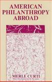 American Philanthropy Abroad 9780887387111