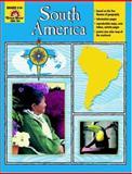 South America, Grades 3-6, Evan-Moor, 155799711X