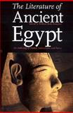 The Literature of Ancient Egypt 9780300017113