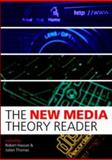 New Media Theory Reader, Hassan, Robert and Thomas, Julian, 0335217117