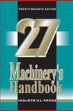 Machinerys Handbook 9780831127114