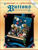 Antique and Collectible Buttons, Debra J. Wisniewski, 0891457119