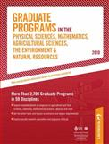 Graduate Proograms in the Physical Sciences, Mathematics, Agricultural Sciences, the Environment and Natual Resources - 2010, Peterson's, 0768927110