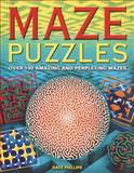 Maze Puzzles, Dave Phillips, 0785827110