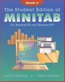The Student Edition of Minitab for Windows Manual : Release 12, McKenzie, John and Goldman, Robert N., 0201397110
