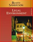 Legal Environment, Beatty, Jeffrey F. and Samuelson, Susan S., 0324537115