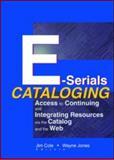 E-Serials Cataloging 9780789017116