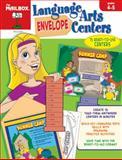 Envelope Centers, The Mailbox Books Staff, 156234711X