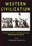 Western Civilization : Reformation to the Present, , 0978717112
